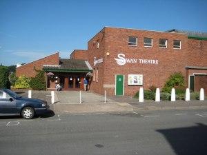 Swan Theatre, Worcester
