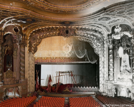 B&W Image from the Loew's Collection, American Theatre Architecture Archive, Theatre Historical Society of America