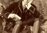 Oscar Wilde by Napoleon Sarony 1882