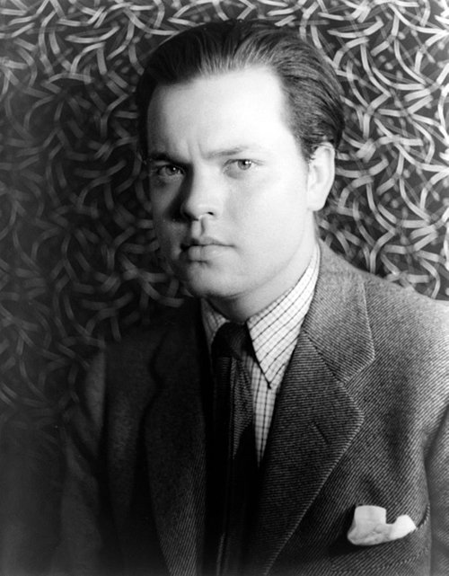 Welles on March 1, 1937 (age 21), photographed by Carl Van Vechten