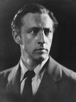 John Barrymore, Photograph by Arnold Genthe, October 3, 1922 [Wikimedia]