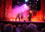 Dillie Keane, Linda Robson and Jenny Eclair performing in Grumpy Old Women Live on the 23rd June 2008.
