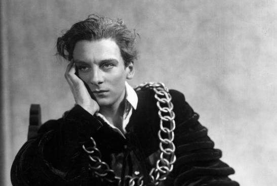 John Gielgud as Hamlet