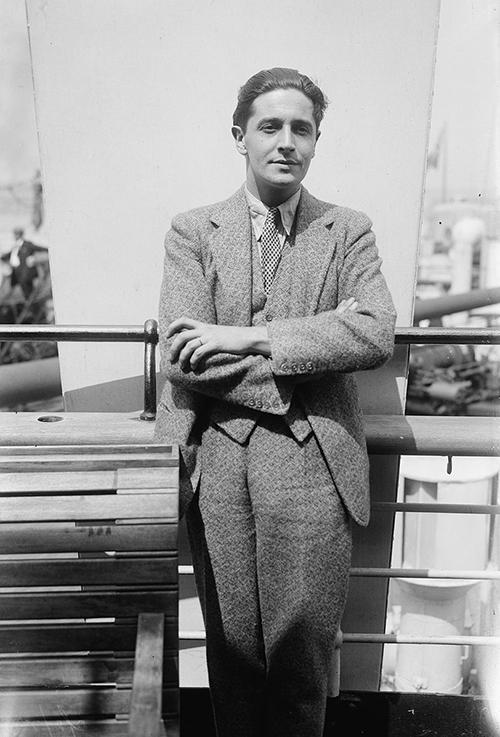 Ivor Novello [Wikimedia]