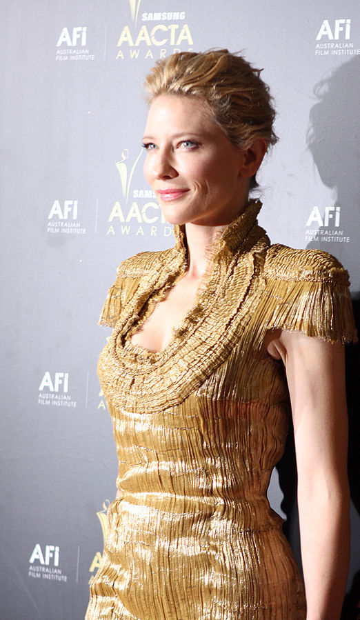 Cate Blanchett at the AACTA Awards Sydney, Australia