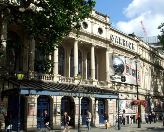 Garrick Theatre, London, in 2007