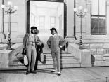 Actors Bert Williams And George Walker