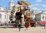 The Sultan's Elephant at Horse Guards Parade, London [Wikipedia]
