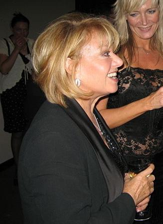 Elaine Paige at BBC Radio 2's Voice of Musical Theatre gala final in 2006. [Wikipedia]