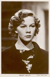 Wendy Hiller as Eliza in Pygmalion [Wikipedia]