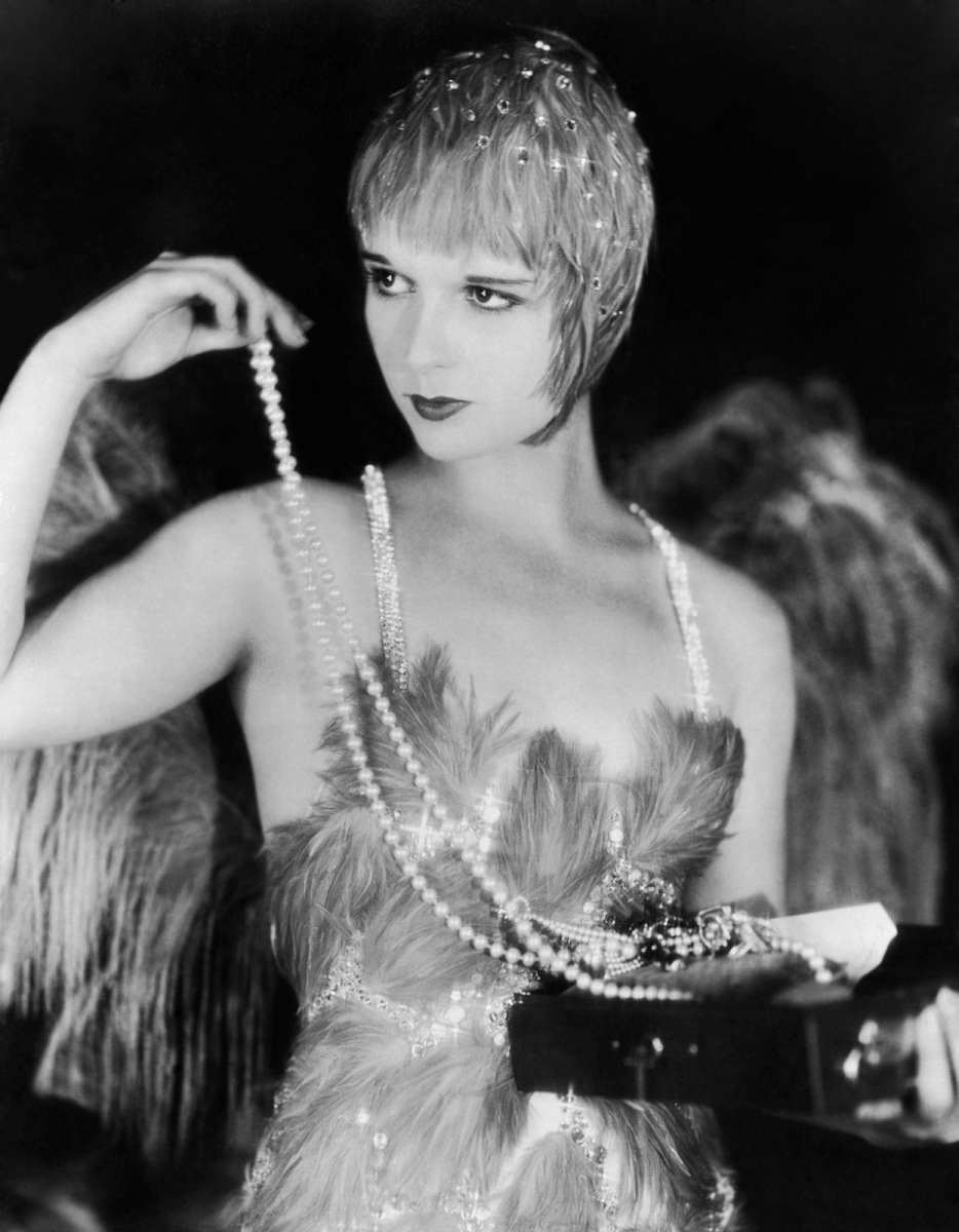 "Louise Brooks as ""The Canary"" in The Canary Murder Case (1929) 