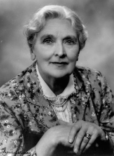 Sybil Thorndike in 1943 [Wikipedia]