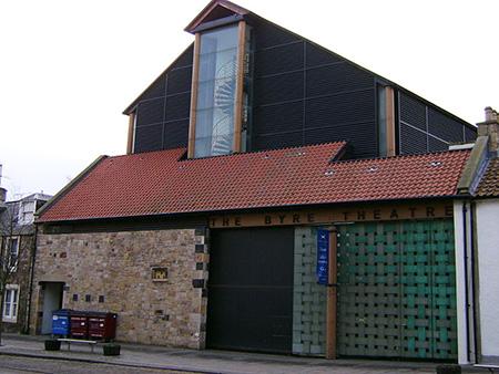 Byre Theatre, St Andrews, Scotland [Wikimedia]