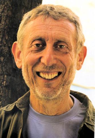 Michael Rosen in 2009 [Wikimedia]