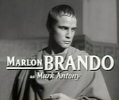 From the trailer for Julius Caesar (1953)