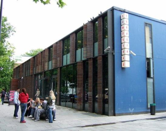 Hampstead Theatre [Wikimedia]