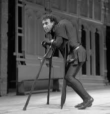 Antony Sher as Richard III for the Royal Shakespeare Company [1984]