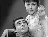 COLOMBE (1960) Recently rediscovered TV adaptation starring a pre-Bond Sean Connery