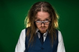 'I don't want to be the big man in the room': Tim Minchin. Photograph: Richard Saker for the Observer