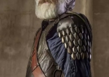 David Threlfall as Priam Photo: Graham Bartholomew