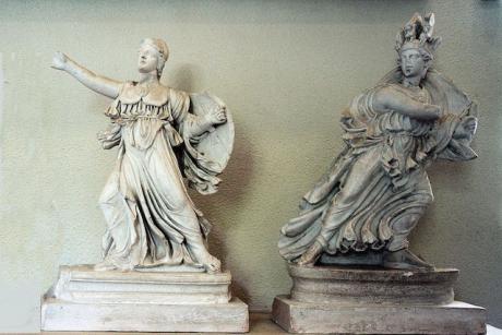 Epidavros Moyseio. Wikicommons/Kritheus. Some rights reserved.