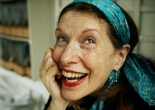 Anna Scher in 2004. Photograph: Dan Chung for the Guardian