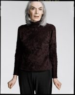 Marian Seldes, captured by Dan Winters