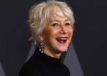 Helen Mirren: 'I get to be in action movies now! They love Oscar winners.' Photo: Mario Anzuoni/ Reuters