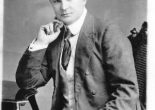 "Joe O'Gorman Senior 1863 - 1937. ""Irish And Proud Of It"". First Chairman Variety Artistes' Federation. King Rat."