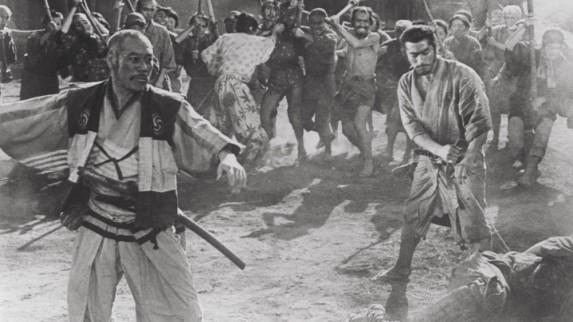 Seven Samurai - 1954 CREDIT: TOHO/KOBAL/REX/SHUTTERSTOCK